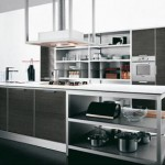 high quality contemporary kitchens design with sleek look fresh air atmosphere