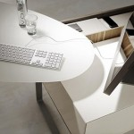 high tech European Kitchen lighting Germany integral with apple PC and I Pod