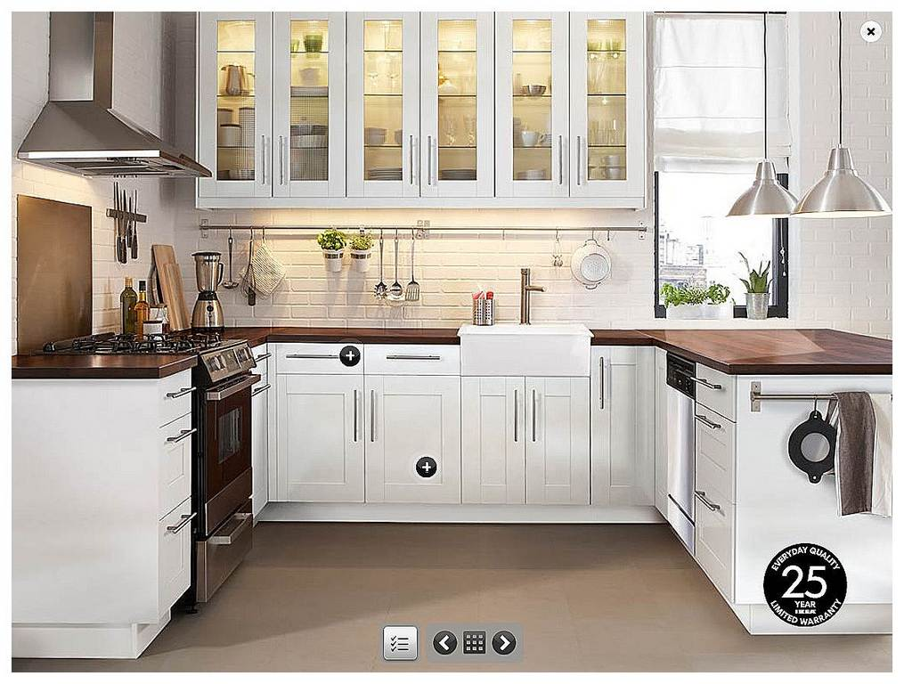 30 Wonderful White Kitchen Cabinets In Elegant And Chic
