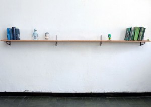innovation technology shelf of division designed by Shay Carmon and Ben Klinger