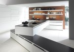 innovative concept of kitchen design has multi-function furniture by SieMatic