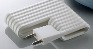 innovative electricity wire kitchen called E-Line cord by Kim Mi Ran