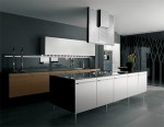 interior kitchen design ideas use highest quality materials Javanese teak