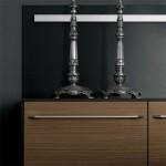 interior kitchens design ideas use highest quality materials Javanese teak
