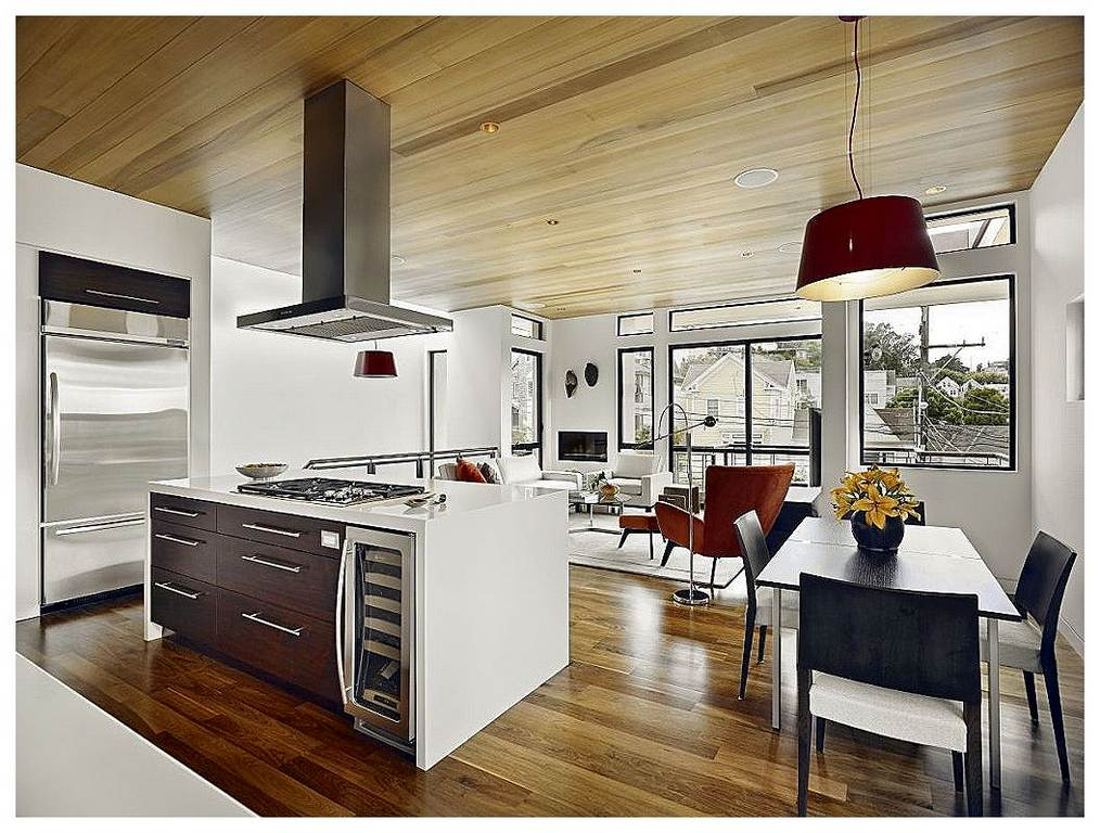 Dining And Kitchen Design Ideas For Small Spaces ~ Kitchen and dining room designs for small spaces