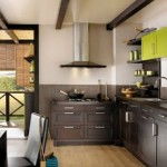 kitchen colors combinations scheme of decoration by Mobalpa