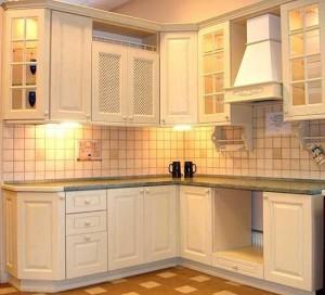 kitchen corner small space