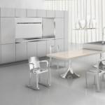 kitchen design phillippe starck white