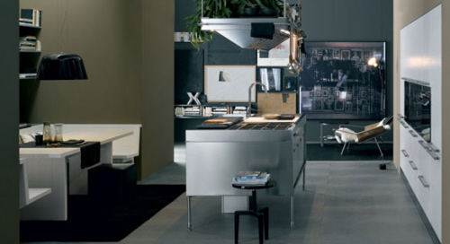kitchen is home more entertaining cool Kitchen Italian Style by Arclinea