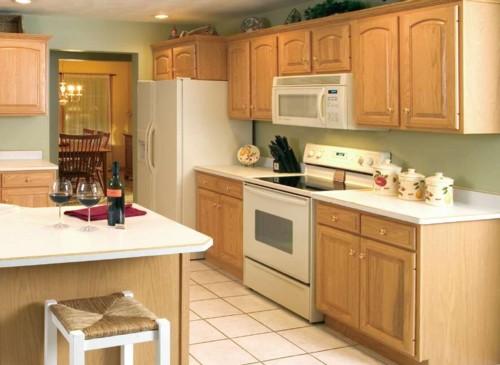 kitchen oak cabinets for kitchen renovation