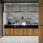 Knotty Pine Kitchen in Natural Skin with wood cabinet