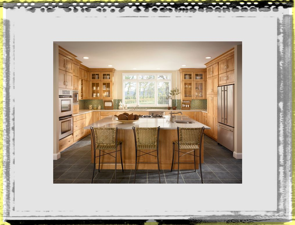 kraftmaid putnam maple kitchen kitchen ideas maple