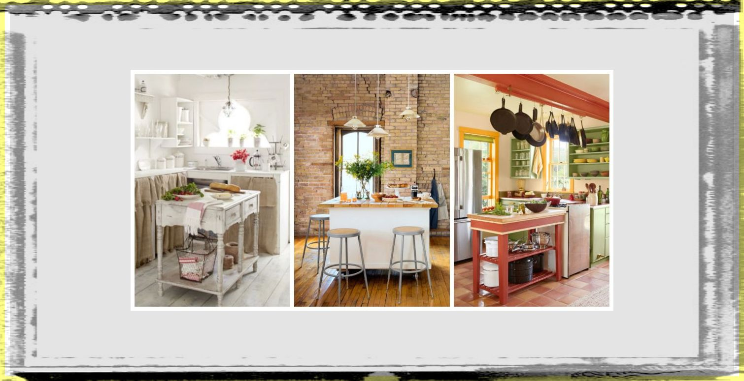 landscape picmonkey collage kitchen ideas island