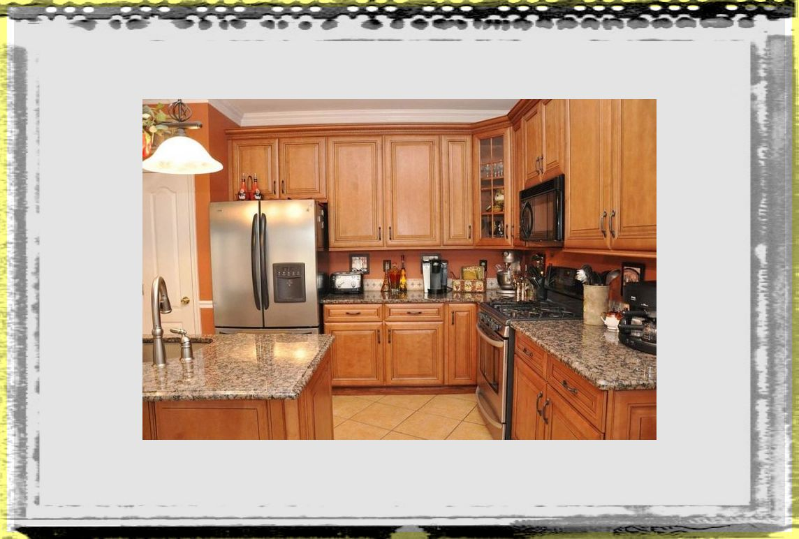 marble kitchen ideas oak