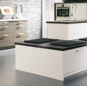 modern kitchen and luxurious great diversity in color style arrangement by Alno kitchens
