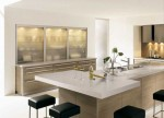 modern kitchen and luxurious great diversity in colors style and arrangement by Alno kitchens