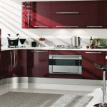 modern kitchen lighting fixtures venere curved by record cucine offer fresh mood