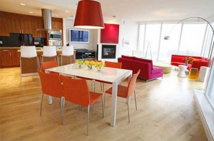 modern kitchen with island has functionals cutting edge ways
