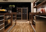 modern kitchens design with natural wood elements by Vitrea Braal