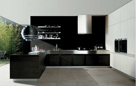 modern kitchens with island has functional cutting edge ways