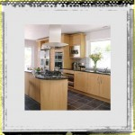 modest way kitchen ideas oak