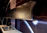 modular elements kitchen with unusualy textures and striking surfaces look