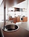 modular kitchen customizable and free standing elements designed to be move
