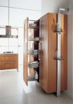 modular kitchen customizable free standing elements designed to be move