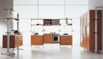 modular kitchens customizable and free standing element designed to be move