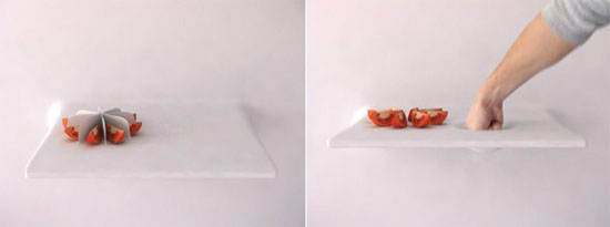 nanoscale self organizing robots for kitchen life in the futures