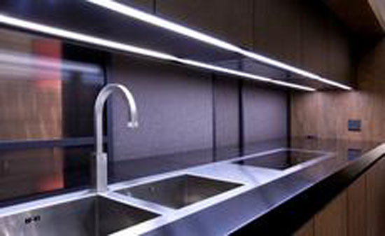 natural evolution of Bridge kitchens by Armani help you decorate your home