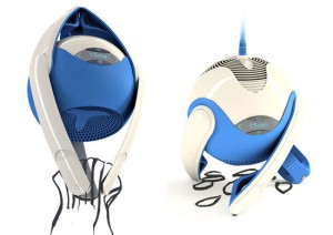 new moderns product design called AIR aka for boot drying