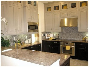 pictures of two toned kitchen cabinets Two Tone Kitchen Cabinet Ideas Kitchen Paint Color Ideas Two Tone Kitchen Cabinet Ideas1 two toned kitchen cabinets
