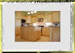 plain kitchen ideas maple