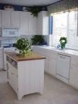 rectangular kitchen island to renovate your modern kitchen design ideas