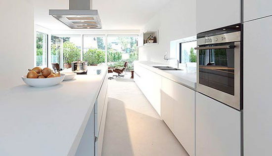 simplicity white kitchen designs idea is Bulthaup B1 kitchen