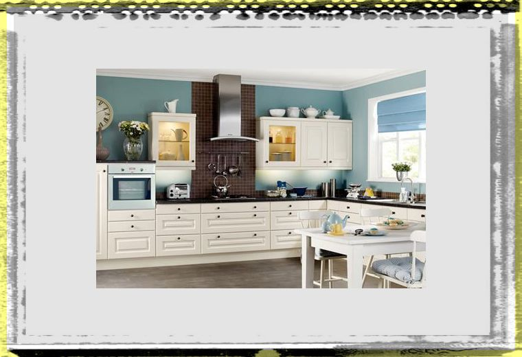Italian modern kitchens designed large scale made from for Blue sky kitchen designs
