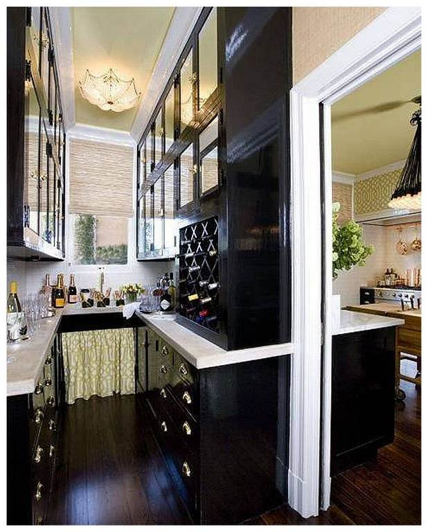 Galley Kitchen Design Ideas Combination Of Modular
