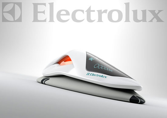 small heating system by Electrolux design uses high density sugar crystals battery