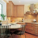 small kitchen design planning by selecting light colour