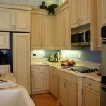 small kitchen design planning by selecting light colour scheme