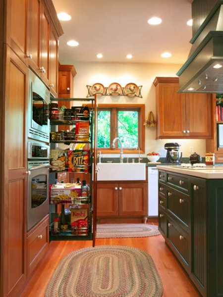Small kitchen makeover and beautiful kitchen design for Beautiful small kitchens