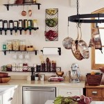 Small Kitchen Makeover organisation ideas