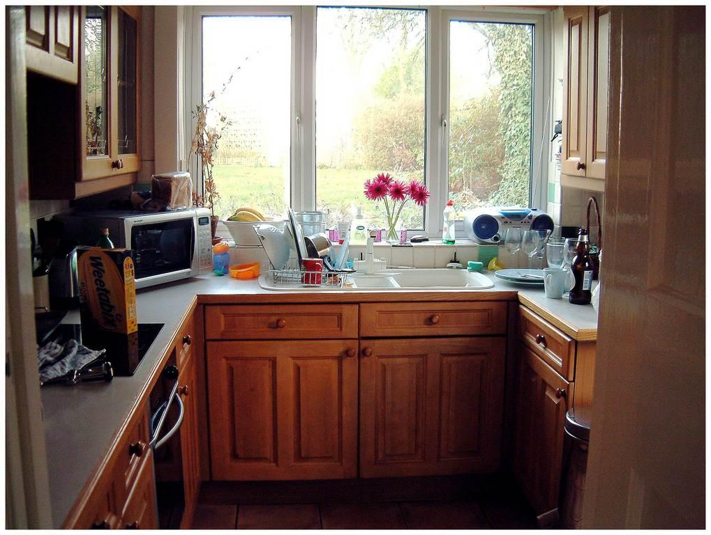 Small kitchens designs small wooden kitchen design for 5 star kitchen designs