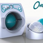 smart commercial laundry machines by Orbital force