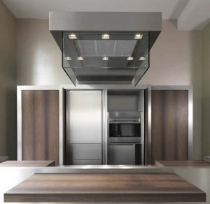 sophisticated kitchens by Marco Gorini