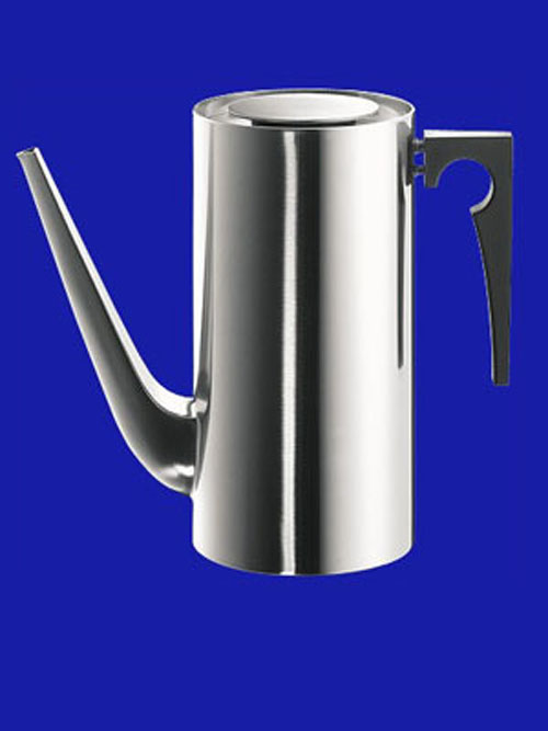 stainless steel Coffee pot Kitchen Accessories from Stelton with full of art values