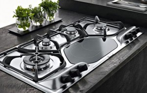 stainless steel Cooktop For Your Modern Kitchen from Frankes Opera Series
