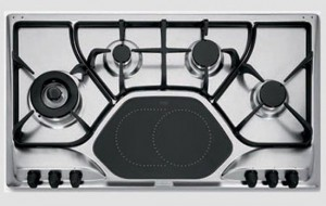 stainless steel Cooktop For Your Modern Kitchens from Frankes Opera Series