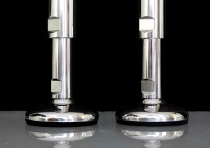 stainless steel candlestick holder called Waingro with highest of quality